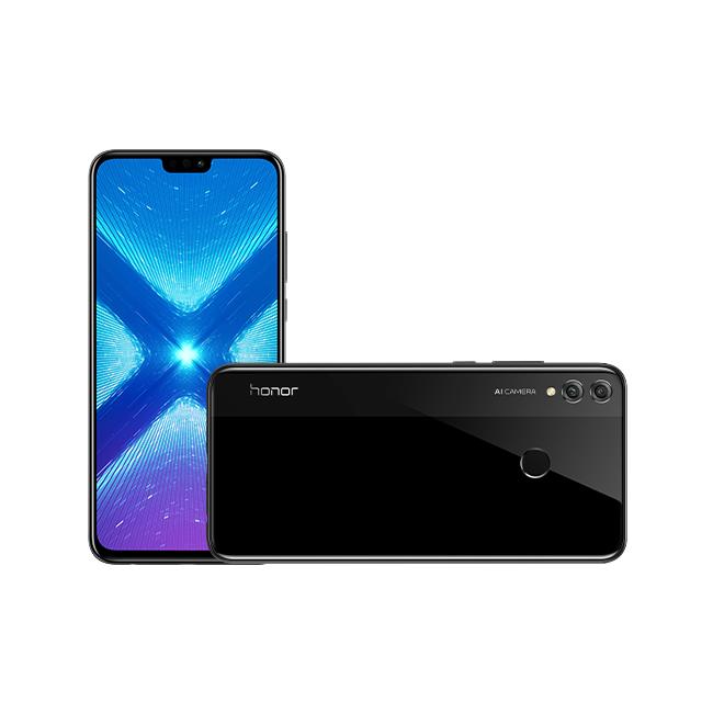 گوشی موبایل آنر 8 ایکس مشکی – Honor 8X Black