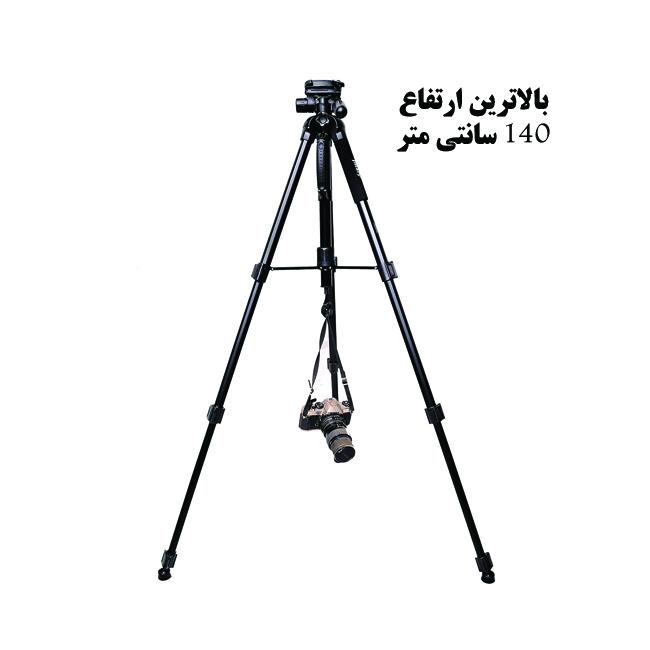 سه پایه عکاسی جیماری KP-2234 2