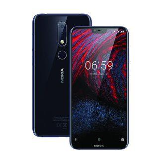 گوشی موبایل نوکیا Nokia 6.1 Plus