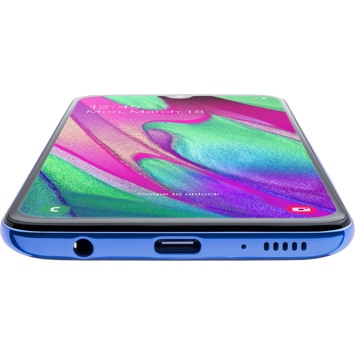 گوشی موبایل سامسونگ گلکسی A40 ظرفیت 64 گیگابایت 8