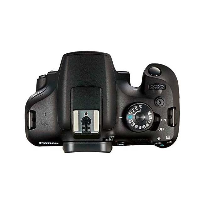 دوربین دیجیتال کانن 2000D با لنز 18-55 میلی متر IS II