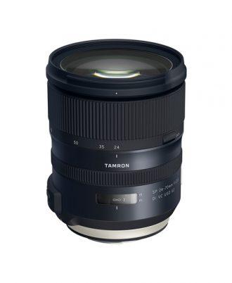 لنز تامرون مانت کانن Tamron SP 24-70mm f/2.8 Di VC USD G2 Lens for Canon EF