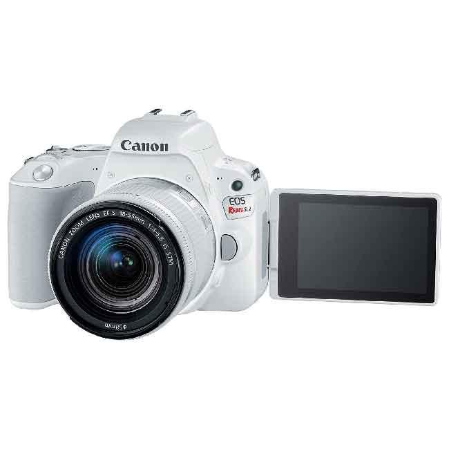 دوربین دیجیتال کانن 250D با لنز 18-55 میلی متر IS STM