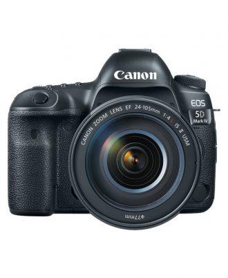 دوربین دیجیتال کانن Canon EOS 5D IV با لنز 24-105 میلی متر F4 L IS II USM