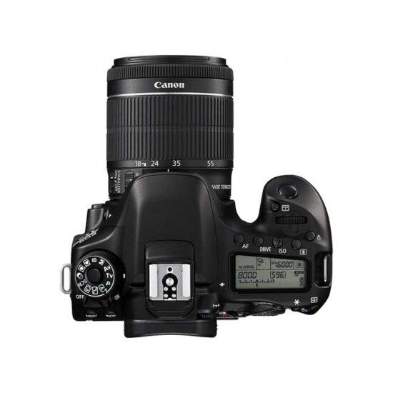 دوربین دیجیتال کانن Canon EOS 80D همراه با لنز 18-55 STM