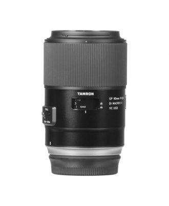 لنز تامرون مانت کانن Tamron SP 90mm f/2.8 Di Macro 1:1 VC USD Lens for Canon EF