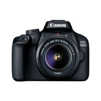 دوربین دیجیتال کانن Canon 4000D با لنز 18-55 میلی متر IS II