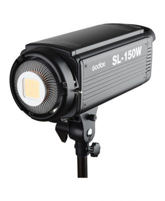 نور ثابت ال ای دی گودکس Godox SL-150W LED Video Light (Daylight-Balanced)