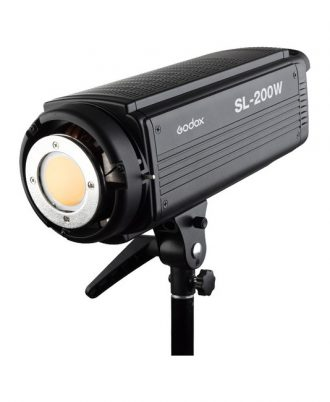 نور ثابت ال ای دی گودکس Godox SL-200W LED Video Light (Daylight-Balanced)
