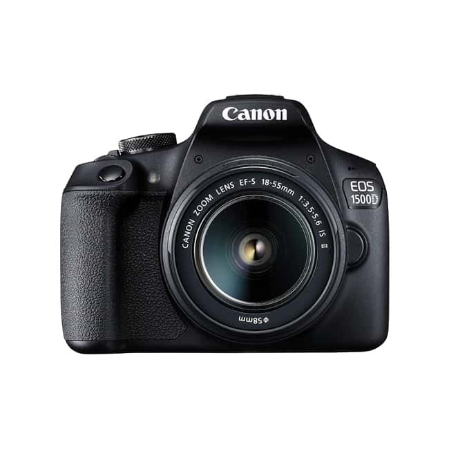 Canon EOS 1500D 18-55 IS II