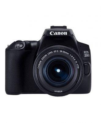 دوربین دیجیتال کانن Canon EOS 250D 18-55 با لنز 18-55 میلی متر IS STM