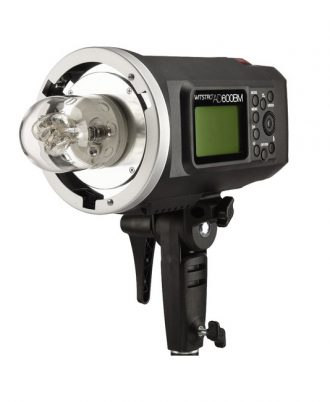 فلاش پرتابل گودوکس Godox AD600BM Witstro Manual All-In-One Outdoor Flash