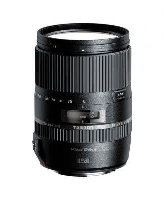 لنز تامرون مانت کانن Tamron 16-300mm f/3.5-6.3 Di II VC PZD MACRO Lens for Canon EF