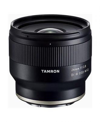 لنز تامرون مانت سونی Tamron 24mm f/2.8 Di III OSD M 1:2 Lens for Sony E