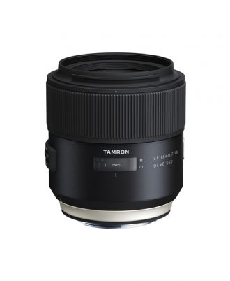 لنز تامرون مانت نیکون Tamron SP 85mm f/1.8 Di VC USD Lens for Nikon F