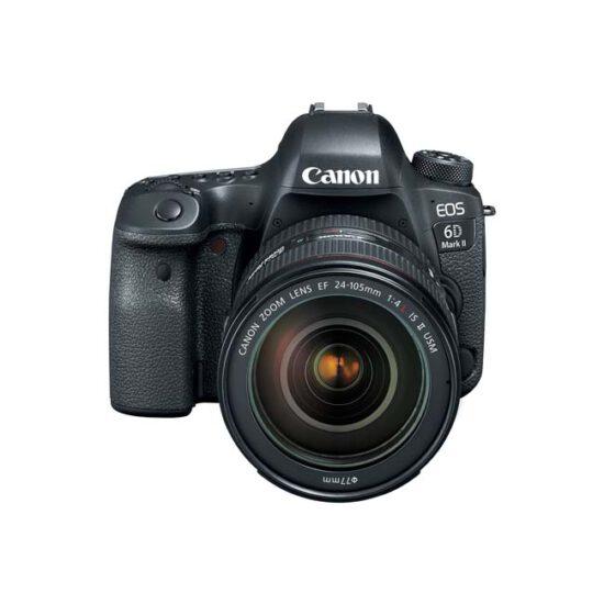 دوربین دیجیتال کانن Canon EOS 6D II با لنز 24-105 میلی متر F4 L IS II USM