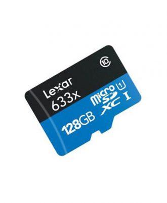 کارت حافظه لکسار 95MBps 633X micro 128g