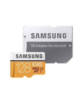 کارت حافظه سامسونگ Micro SD Evo 128G MB-MP128GA