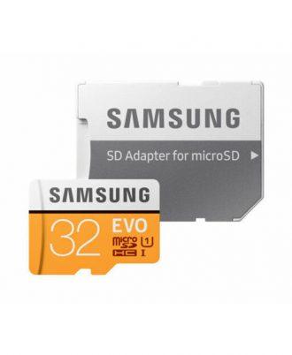 کارت حافظه سامسونگ Micro SD Evo 32G MB-MP32GA