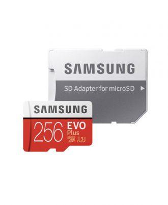 کارت حافظه سامسونگ Micro SD Evoplus 256G MB-MC256GA