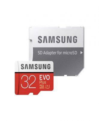کارت حافظه سامسونگ Micro SD Evoplus 32G Bulk MB-MC32GA