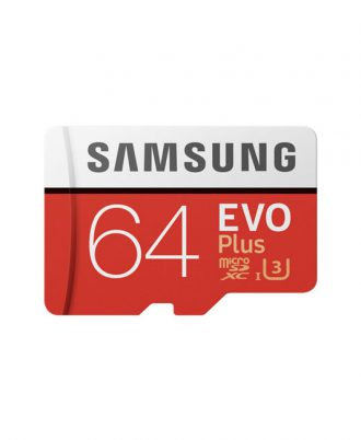 کارت حافظه سامسونگ Micro SD Evoplus 64G MB-MC64GA