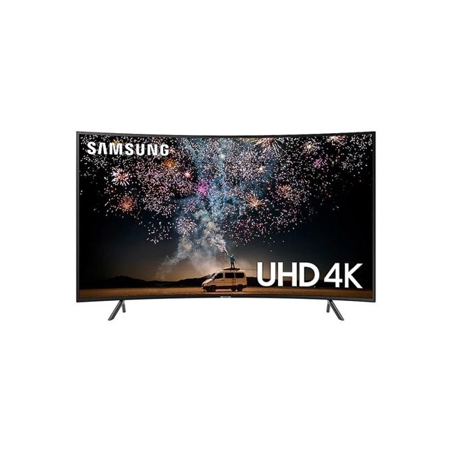 تلویزیون منحنی 55 اینچ الترا اچ دی 4k سامسونگ مدل 55NU7300 1