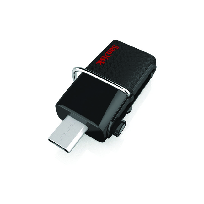 فلش مموری سندیسک SanDisk 16GBUltra Dual USB Drive 3.0 SDDD2-16GB