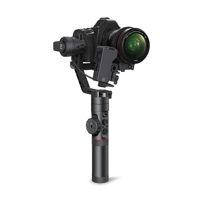 گیمبال لرزشگیر ژیون کرین 2 برای دوربین های بدون آینه و DSLR 1