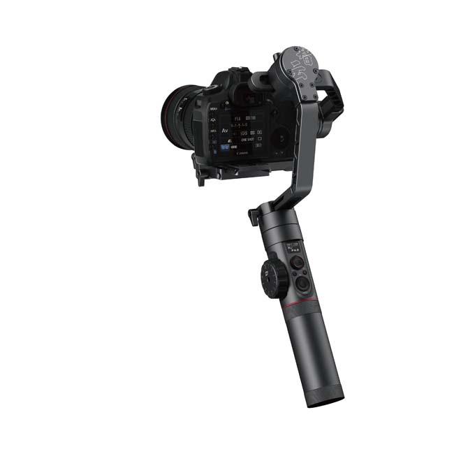 گیمبال لرزشگیر ژیون کرین 2 برای دوربین های بدون آینه و DSLR 6