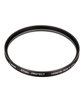 فیلتر لنز دوربین مدل Canon 67mm Screw-in Filter