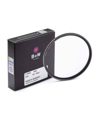 فیلتر لنز دوربین مدل B + W 77mm UV Protection Filter برای مانت استاندارد F-PRO