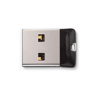 فلش مموری سندیسک SanDisk 16GB Cruzer Fit USB 2.0 Flash Drive SDCZ33-016GB