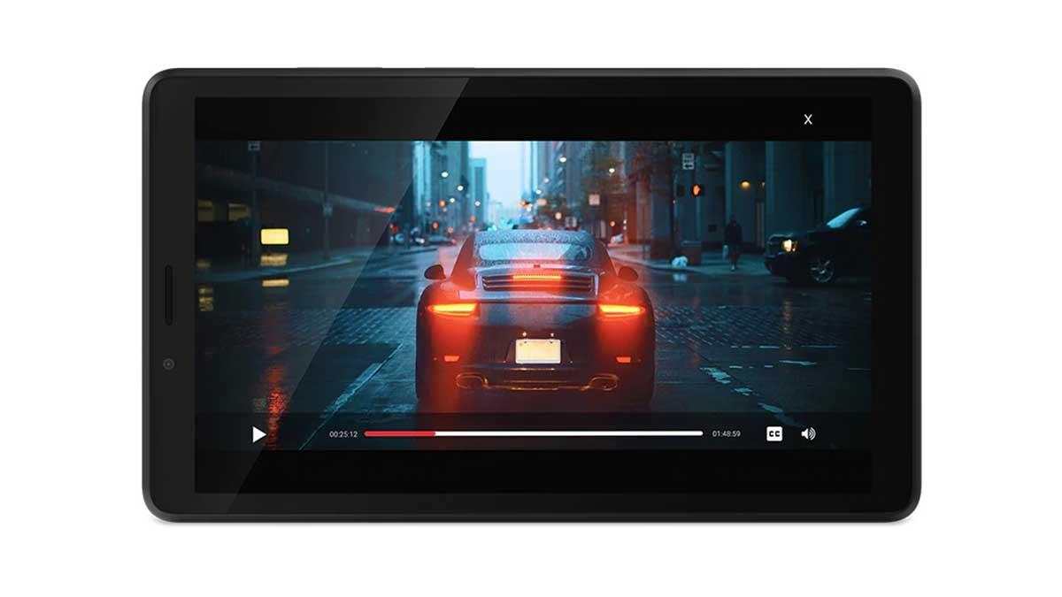 صفحه نمایش تبلت لنوو Lenovo Tab M7 4G