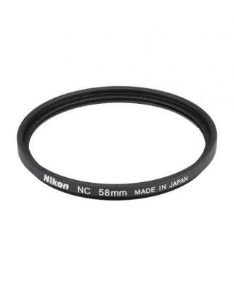 فیلتر لنز دوربین مدل Nikon NC 58mm Screw-in Filter