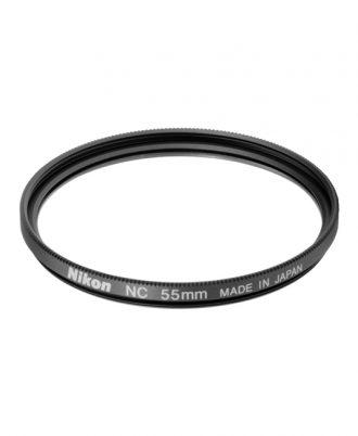 فیلتر لنز دوربین مدل Nikon NC 55mm Screw-in Filter