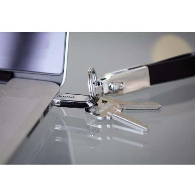 فلش مموری سندیسک SanDisk Ultra Flair 16GB USB 3.0 Flash Drive SDCZ73-016GB