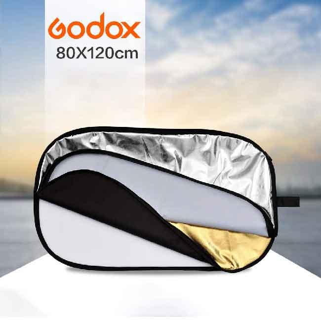 رفلکتور گودکس 80x120 سانتی متر قابل حمل پنج تیکه 5