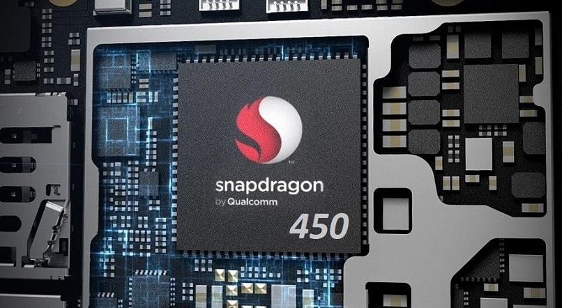 چیپست Qualcomm SM4250 Snapdragon 450