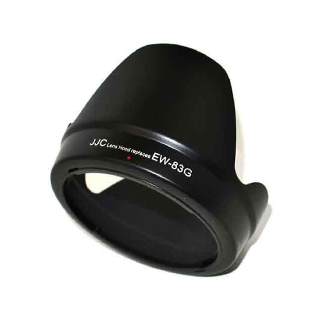 هود لنز کانن مدل EW-83G مناسب برای لنز EF 28-300mm f/3.5-5.6L IS 2