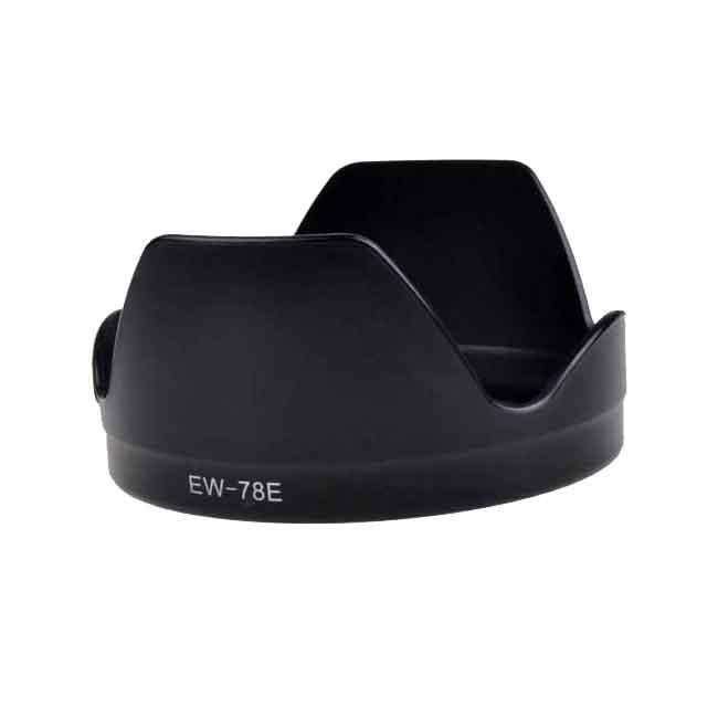 هود لنز کانن مدل EW-78E مناسب برای لنز EF-S 15-85mm f/3.5-5.6 is USM 1