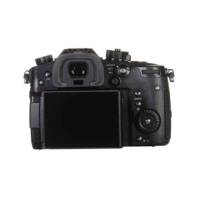 دوربین دیجیتال پاناسونیک بدون آینه DC-GH5 با لنز 12-35 میلی متر f/2.8