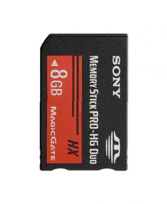 کارت حافظه سونی stick Pro-HG duo 8GB
