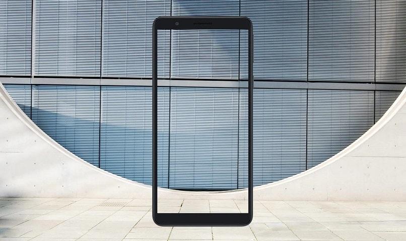 صفحه نمایش گوشی موبایل سامسونگ A01 Core