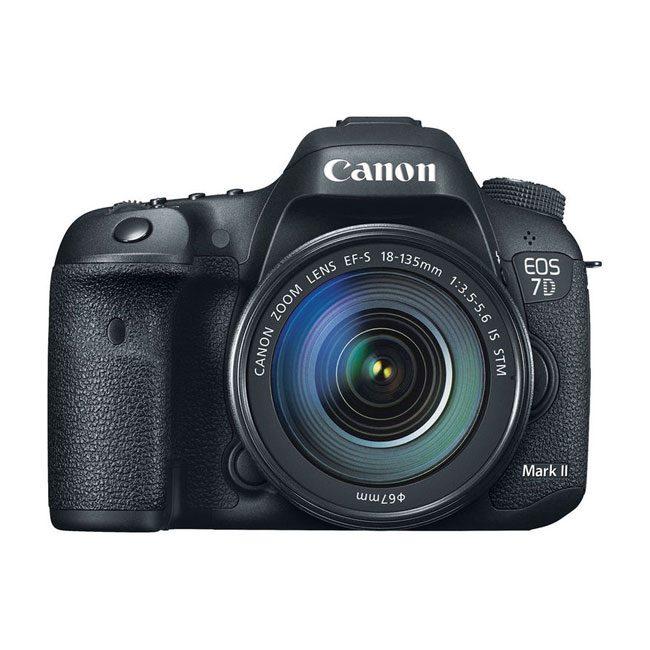 Canon EOS 7D Mark II Kit 18 135mm