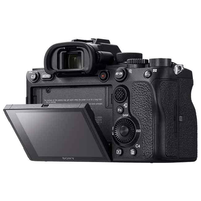 دوربین بدون آینه سونی Alpha a7R IV فقط بدنه 10