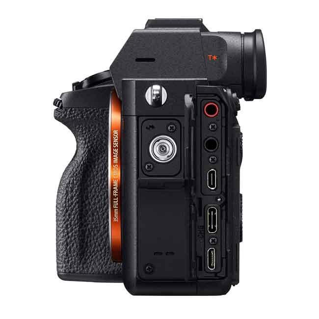 دوربین بدون آینه سونی Alpha a7R IV فقط بدنه 3