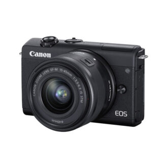 Canon EOS M200 Mirrorless With EF M 15 45mm