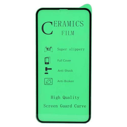 محافظ صفحه نمایش سرامیکی مناسب برای گوشی آیفون X 1