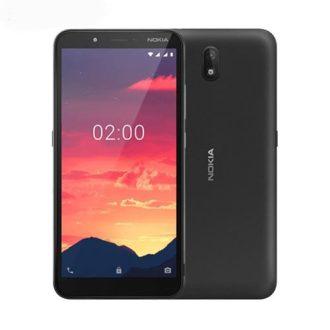 Nokia C2 black 1